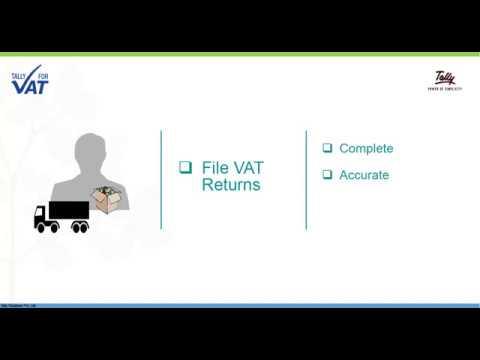 File VAT Returns (UAE)