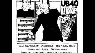Artist: UB40 Song: Present Arms Album: Live Genre: Reggae Style: Du...