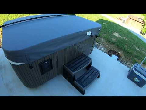 Jacuzzi Hot Tub J385 Review