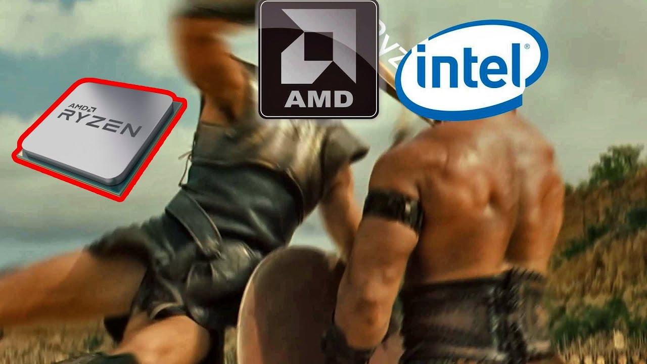 Amd Vs Intel Meme