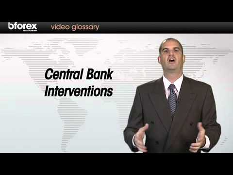 Central Bank Interventions - Bforex