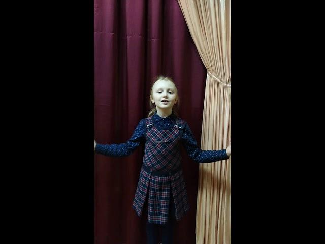 Изображение предпросмотра прочтения – ЕкатеринаДолматкина читает произведение «Травка зеленеет» А.Н.Плещеева