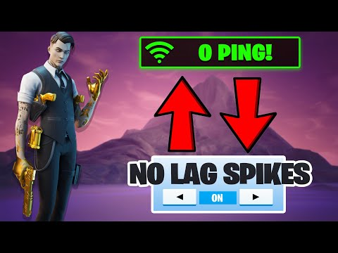 How To FIX LAG In Fortnite Season 2! (Lag Spikes, Higher FPS, Etc.)