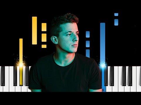 Cover Lagu Charlie Puth - How Long - Piano Tutorial STAFABAND
