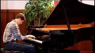 Prokofiev's Scherzo in A minor Opus 12 No. 10 - Ryan Baldridge