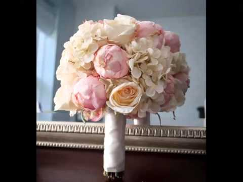 Ideas Of Peony And Hydrangea Bouquet Pics Romance You