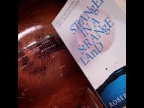 Stranger in a Strange Land - Robert A Heinlein (Audiobook) part 1/2