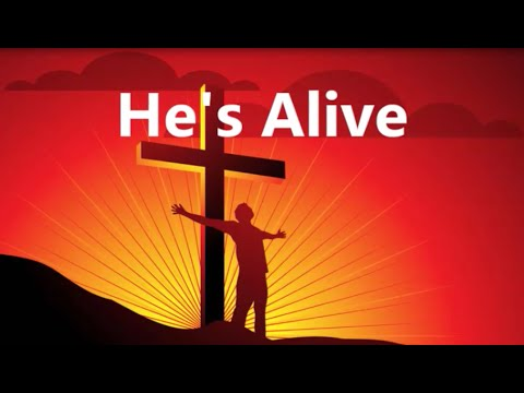 """""""Jesus is Alive"""" by Fellowship Creative (with lyrics)"""