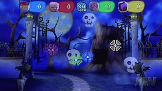 MySims Party Nintendo Wii Gameplay - CES 2009: Graveyard