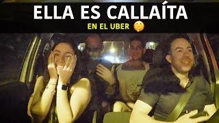 Ella Es Callaíta En El Uber