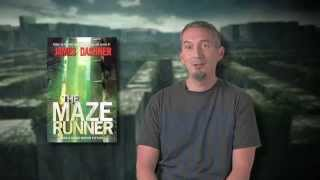 James Dashner Talks Maze Runner Highlights + MORE!