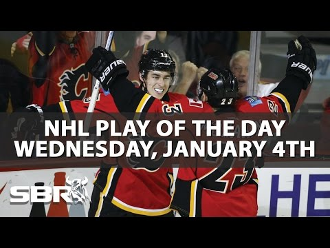 NHL Picks | Play Of The Day For January 4th With Ian Cameron