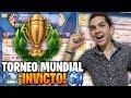 COPYRIGHT! TORNEO MUNDIAL INVICTO Y LADDER TOP MEXICO!! CLASH ROYALE 😱