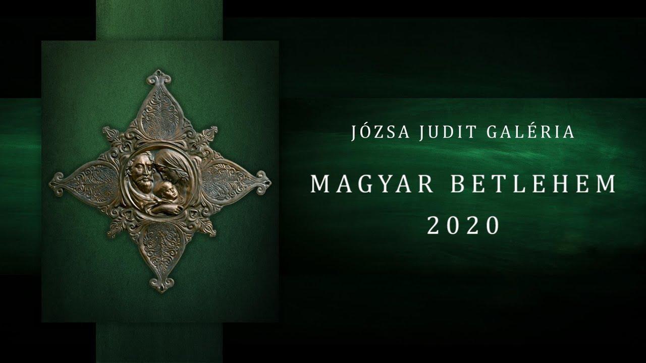 """""""MAGYAR BETLEHEM – 2020"""" időszaki kiállítás (virtuális tárlatvezetéssel)"""