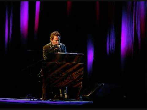 Bruce Springsteen Downbound Train Acoustic