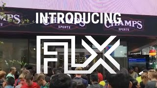 FLX - A New Rewards Program for Champs Sports and The Foot Locker Inc. Family