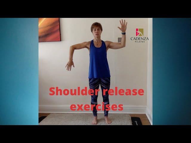 Shoulder Release Exercises
