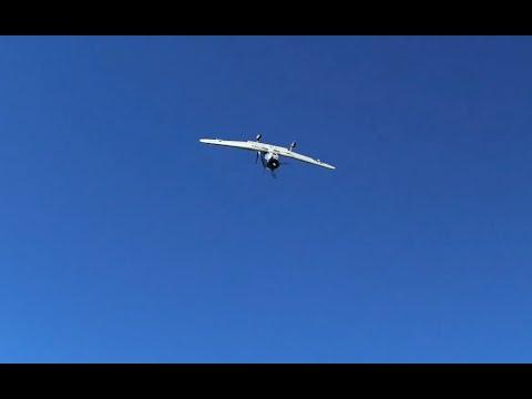 VQ Models SBD 5 Dauntless Crash