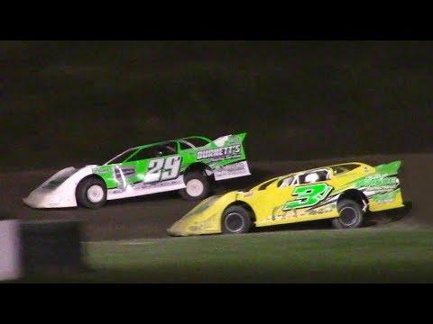 RUSH Crate Late Model Feature | Genesee Speedway | Terry Pangrazio Memorial | 9-2-17