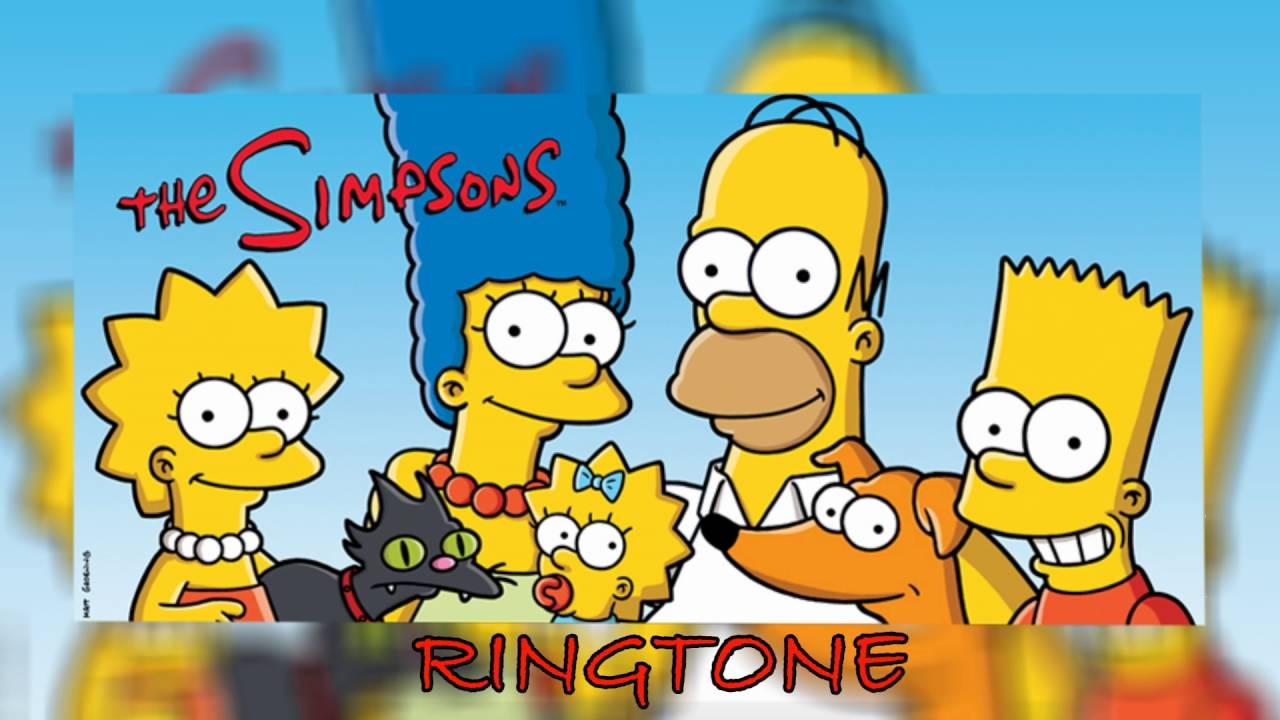 ringtone simpsons youtube