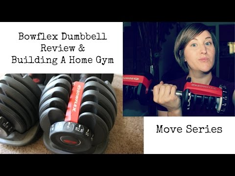 Move | Bowflex SelectTech 552 Dumbbells Review – Home Gym Equipment Tips