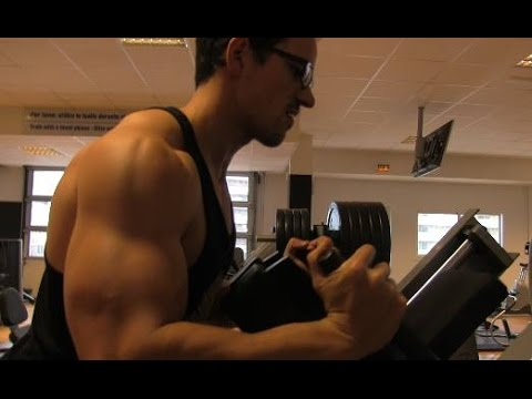 Maximaler Muskelaufbau