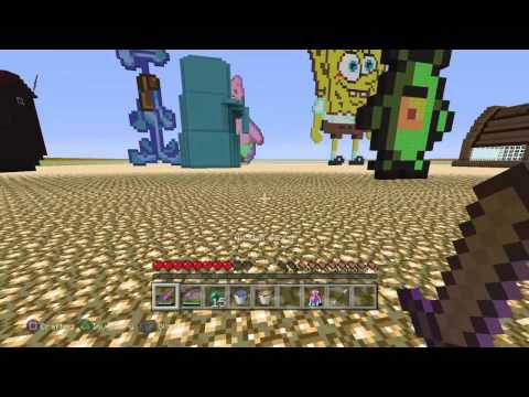how to make a sponge in minecraft ps4