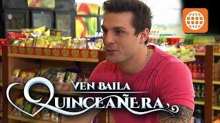 Ven baila quinceañera Miércoles 30/12/2015 - 1/3 - Primera Temporada