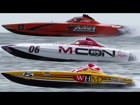 Offshore POWERBOAT Racing | Class SUPERCAT | 2019 Fort Myers Beach