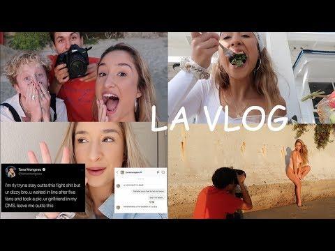 LA VLOG / EXPOSING TANA