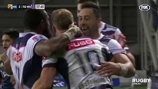 2018 Super Rugby Round 19: Highlanders vs Rebels