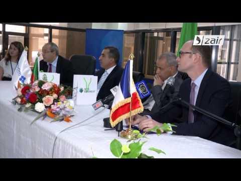 SIGNATURE DU PROTOCOLE D'ACCORD ENTRE LA BOURSE D'ALGER ET EURONEXT PARIS  Zairtv