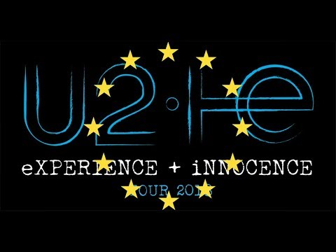 U2 - Pride (In The Name Of Love) Live 4K @ AccorHotels Arena Paris France September 8th 2018