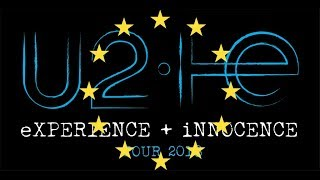 U2 - Pride (In The Name Of Love) Live 4K @ AccorHotels Arena Paris France September 8th 2018