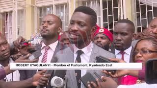 Police block Bobi Wine's bid to meet