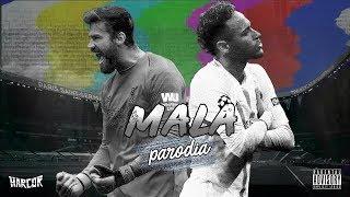 Parodia PSG vs Liverpool 2-1 (Parodia - Mala)
