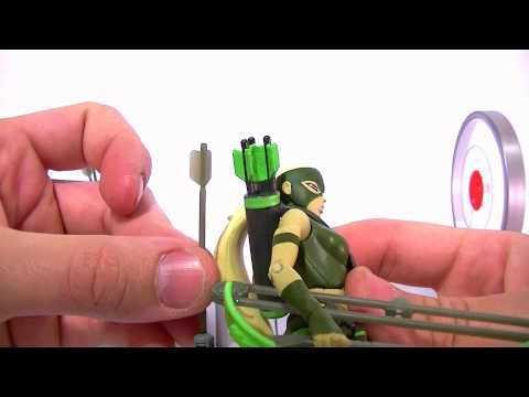 DCU Young Justice ARTEMIS Action Figure Review