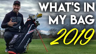 Peter Finch What's In My Bag - 2019