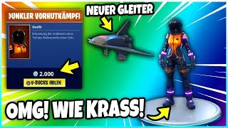 OMG HOW TO GEIL! 😍 The LEGENDARY ASTRONAUTEn Skin! 💀 NEW SHOP - Fortnite Battle Royale