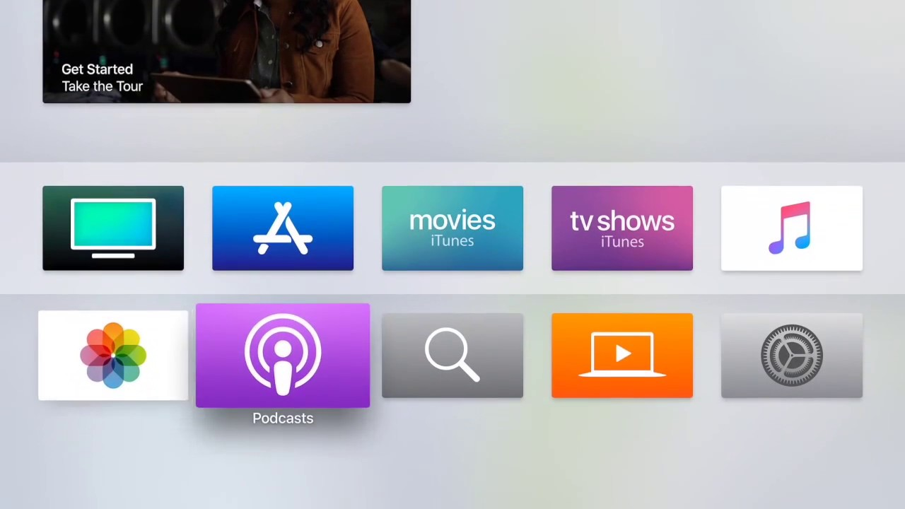 Can i install apps on apple tv 4k