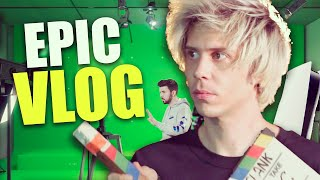 ASÍ SE HIZO EL ANUNCIO DE PS5 | Epic Vlog