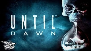 Стрим - Until Dawn - ДОМ 2 с маньяком - Часть 2 - Финал