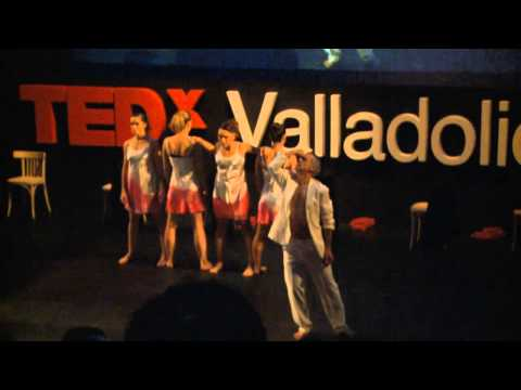 Performance Two. Fragmento de Pielescallar: Ballet Contemporaneo de Burgos at TEDxValladolid
