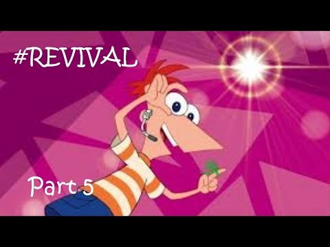 My Top 60 Phineas and Ferb Songs REVIVAL Part 5 (20-11)