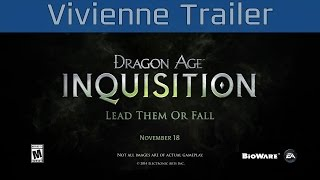 Dragon Age: Inquisition - Vivienne Trailer [HD 1080P]