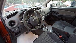 استعراض مواصفات تويوتا ياريس 2019 Toyota Yaris
