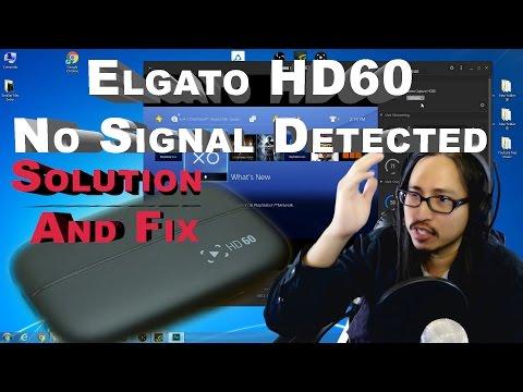 elgato-hd60-no-signal-detected---no-signal-fix-and-solution