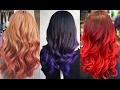 Ombre Haarfarben Trends 2017