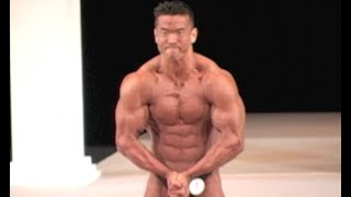 2002日本クラス別選手権90kg超級(1) 決勝審査・フリーポーズ