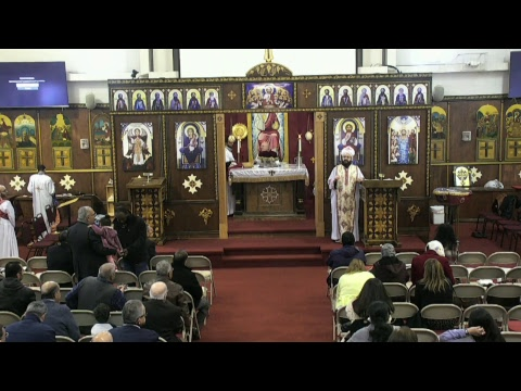 SaintMary CopticChurch Live Stream